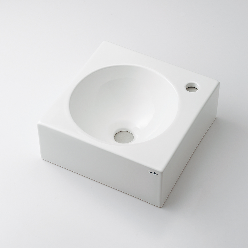 壁掛手洗器 【493-087】 【配管資材・水道材料】カクダイ