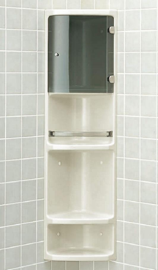 INAX イナックス LIXIL・リクシル アクセサリー 浴室収納棚 【YR-312T】【せしゅるは全品送料無料】【セルフリノベーション】