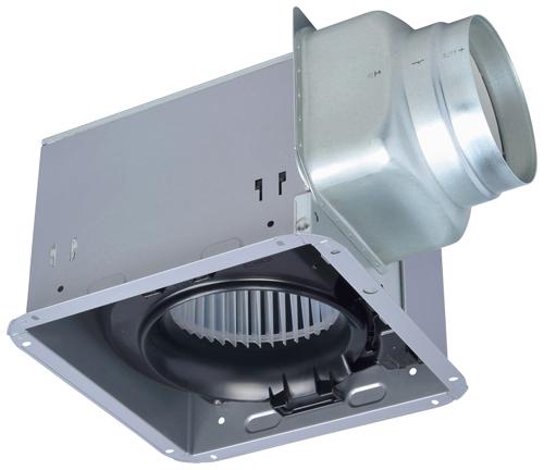 【VD-18ZLXP10-IN】 [旧品番:VD-18ZLXP9-IN] 三菱 換気扇 ロスナイ天井埋込換気扇 ダクト用換気扇【三菱 換気扇】