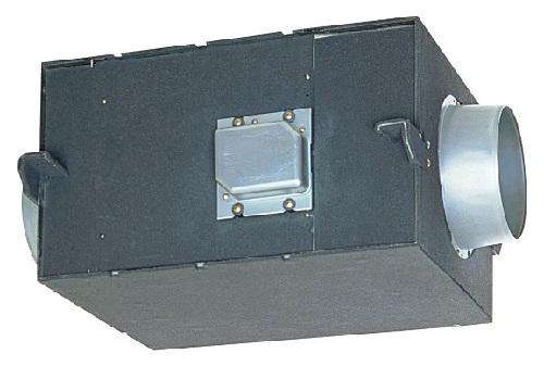 【BFS-100SSU】三菱 換気扇 産業用換気送風機 熱交換形換気扇(ロスナイ) ストレートシロッコファン 給気タイプ