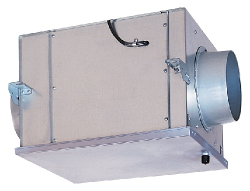 BFS-150SY 三菱 換気扇 空調用送風機 ストレートシロッコファン 消音形耐湿タイプ 単相100V 【セルフリノベーション】