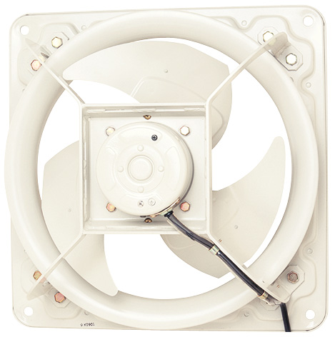 三菱 換気扇 有圧換気扇 産業用【EF-40DRA】冷凍室形 【セルフリノベーション】