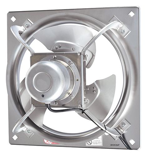 三菱 換気扇 有圧換気扇 産業用【EF-40DTXB3-F】温泉・温水プール・重塩害地域用 【セルフリノベーション】