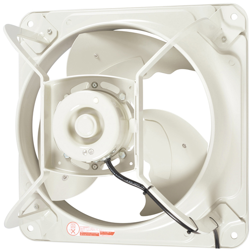 【EWF-35DTA40A-Q】 三菱 換気扇 産業用有圧換気扇 低騒音形 給気専用 [400V級場所] 【EWF35DTA40AQ】
