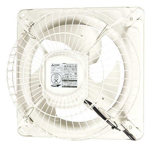 三菱 換気扇 有圧換気扇用システム部材 有圧換気扇用バックガード G-60XA