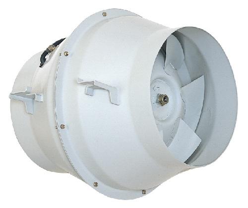 三菱 換気扇 有圧換気扇 産業用換気送風機【JF-200T3】斜流ダクトファン 標準形 【セルフリノベーション】