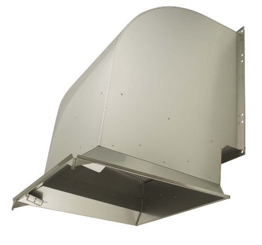 三菱 換気扇 部材 【QW-70SB】 有圧換気扇システム部材 ウェザーカバー 【せしゅるは全品送料無料】【セルフリノベーション】