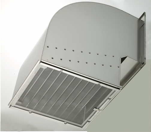 三菱 換気扇 部材 【QWH-40SAM】 有圧換気扇システム部材 ウェザーカバー 【セルフリノベーション】