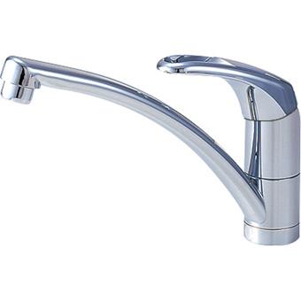 三栄水栓 シングルワンホール混合栓【CK876TJV-13】【CK876TJV13】[新品] [SANEI] 水栓【セルフリノベーション】