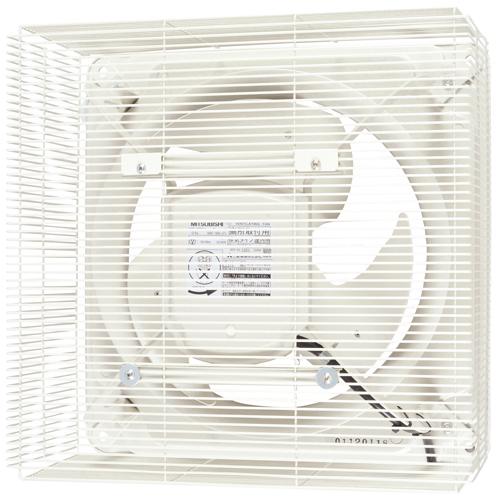 三菱 換気扇 【G-30EC-M】 有圧換気扇システム部材 【G30ECM】 [新品] 【せしゅるは全品送料無料】【セルフリノベーション】