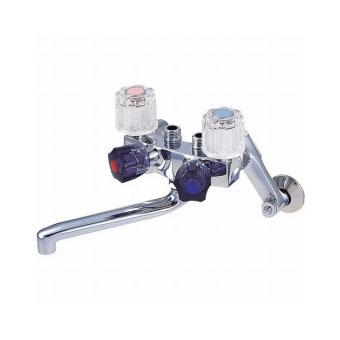 三栄水栓 ソーラ4バルブシャワー混合栓【K161-13】【K16113】[新品] [SANEI] 水栓