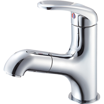 三栄水栓 シングルスプレー混合栓(洗髪用)【K4713JK-13】【K4713JK13】[新品] [SANEI] 水栓