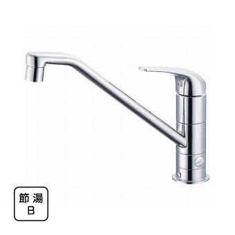 三栄水栓 シングルワンホール分岐混合栓【K87010BTJK-13】【K87010BTJK13】[新品] [SANEI] 水栓
