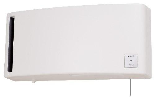 三菱【VL-10S2】 壁掛1パイプ取付・ロスナイ換気タイプ 【VL10S2】 [新品]【三菱 換気扇】【セルフリノベーション】