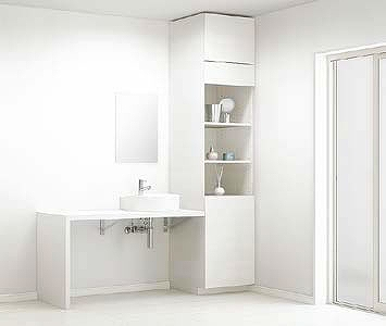 LIXIL リクシル トステム ヴィータス Vietas 和室・洗面室【LVB-A-BU02】[新品] INAX