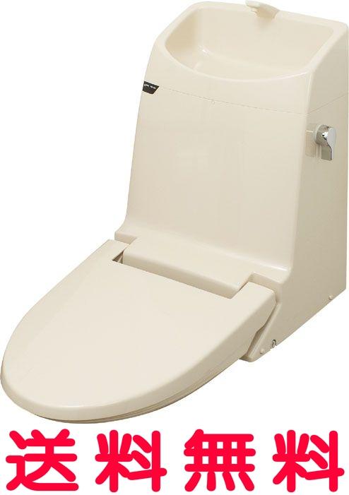 【DWT-MC53W】LIXIL・リクシルシャワートイレ一体型取替用機能部・MCタイプ手洗いなし・流動方式 INAX