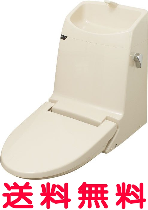 【DWT-MC83W】LIXIL・リクシルシャワートイレ一体型取替用機能部・MCタイプ手洗い付き・流動方式 INAX