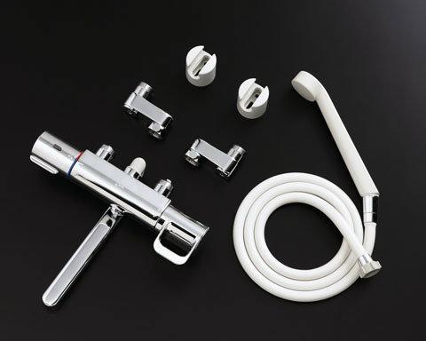 INAX LIXIL・リクシル 浴室用水栓金具 取替用水栓 サーモスタット付シャワーバス水栓 クロマーレ【BF-HB145TSD-AT】【BFHB145TSDAT】