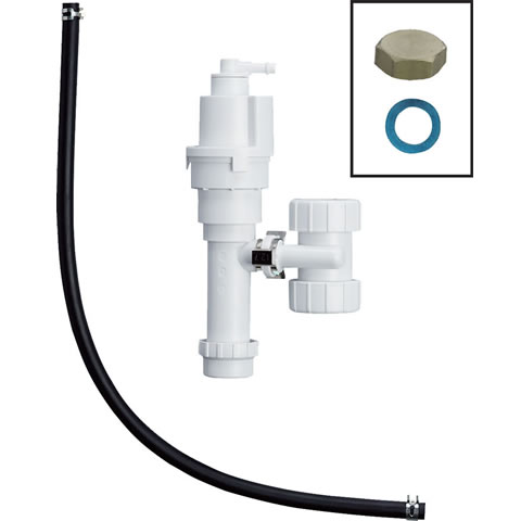 【EFH-5】 INAX・イナックス・LIXIL・リクシル 電気温水器 別売部品 排水器具(洗面・手洗キャビネット設置用) 【セルフリノベーション】