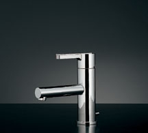 シングルレバー混合栓 【183-050K】 【配管資材・水道材料】カクダイ