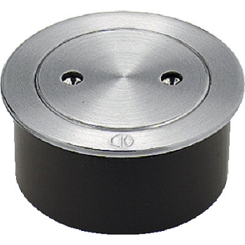 VP・VU兼用ステンレス掃除口(接着式) 【400-403-125】 【配管資材・水道材料】カクダイ