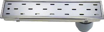 浴室用排水ユニット 【4285-150X750】 【配管資材・水道材料】カクダイ