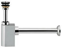 低位通気弁つきボックストラップユニット(オーバーフローなし手洗器用) 【433-116-25】 【配管資材・水道材料】カクダイ