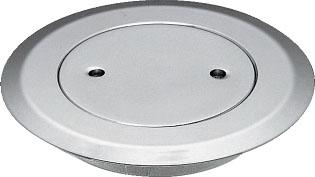内ネジツバヒロ掃除口 【4431-150】 【配管資材・水道材料】カクダイ