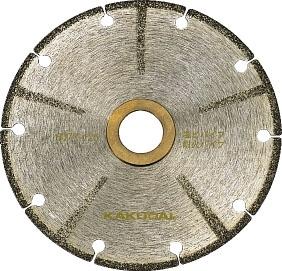 ダイヤモンドカッター(塩ビ管用) 【6077-100】 【配管資材・水道材料】カクダイ