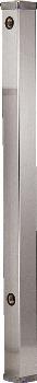 ステンレス水栓柱//60角 【6161-1200】 【配管資材・水道材料】カクダイ