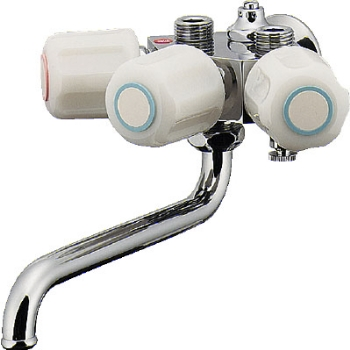ソーラ混合自在栓 【7200】 【配管資材・水道材料】カクダイ