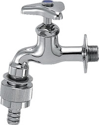 自動接手水栓 【7230KK-25】 【配管資材・水道材料】カクダイ