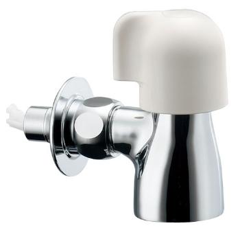 分水専用水栓 【728-301】 【配管資材・水道材料】カクダイ