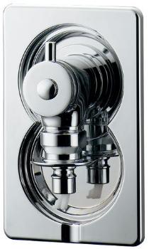 洗濯機用水栓 【731-011】 【配管資材・水道材料】カクダイ