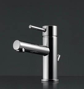 水栓材料 カクダイ シングルレバー混合栓 【Y0224H-3】【せしゅるは全品送料無料】【セルフリノベーション】