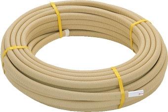 ペア耐熱管(サヤ管つき) 10A 【416-001】 【配管資材・水道材料】カクダイ