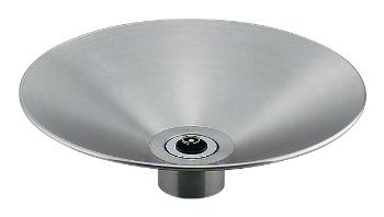 ステンレス水鉢 【624-961】 【配管資材・水道材料】カクダイ
