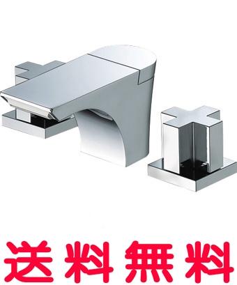 三栄水栓 ツーバルブ洗面混合栓【K5580PK-13】【K5580PK13】[新品] [SANEI] 水栓【セルフリノベーション】