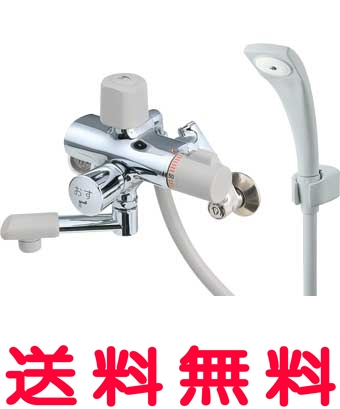 三栄水栓 サーモシャワー混合栓(自閉式)【SK18060-13】【SK1806013】[新品]【水栓・SANEI】【セルフリノベーション】