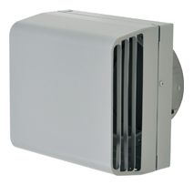 【AT-175TGSYD4-BL】 メルコエアテック 外壁用(ステンレス製) 耐外風フード(左右開口タイプ)|縦ギャラリ 【AT175TGSYD4BL】[新品] 【代引き不可】