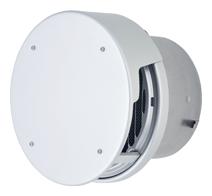 【送料無料】【AT-200TCWAD】 メルコエアテック 外壁用(アルミ製) 丸形防風板付ベントキャップ(覆い付)|縦ギャラリ・網 【AT200TCWAD】[新品]【代引き不可】