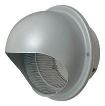 【送料無料】【AT-250MNS5】 メルコエアテック 外壁用(ステンレス製) 丸形フード 網 【AT250MNS5】[新品]【代引き不可】