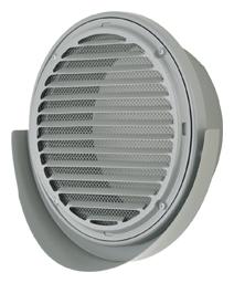 【AT-250UWSJ5】 メルコエアテック 外壁用(ステンレス製) 薄形ベントキャップ(ワイド水切タイプ)|横ギャラリ・網 【AT250UWSJ5】[新品] 【代引き不可】