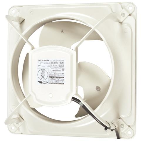 【EWF-35DSA-Q】 三菱 換気扇 産業用有圧換気扇 低騒音形 給気専用 [工場/作業場/倉庫] 【EWF35DSAQ】