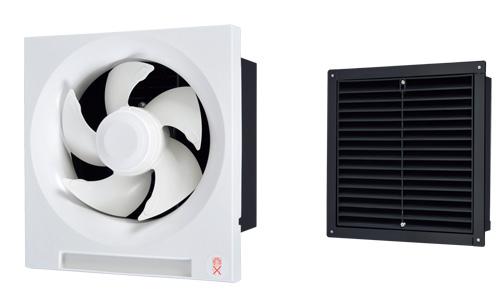 三菱 標準換気扇【EX-20P6】 暗室用換気扇 (EX-20P5 後継機種( 【EX-20P6】 (メーカー在庫無くなり次第現行品にてのお届けとなります)