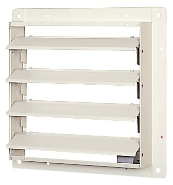 有圧換気扇用シャッター(電動式) PS-30SMXA ステンレス製 三菱 換気扇 有圧換気扇システム部材