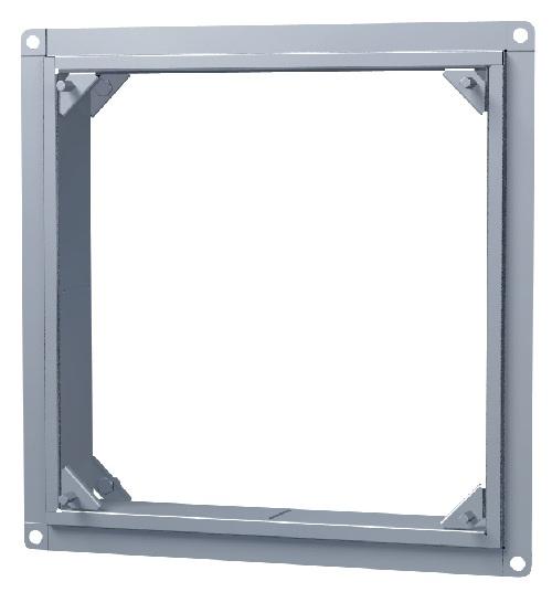 三菱 換気扇 有圧換気扇システム部材 スライド取付枠 PS-40CTW