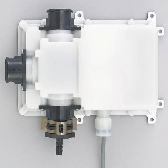 ノーリツ ガスふろ給湯器 専用部材 【CVU-1】 浴槽三方弁ユニット 0707132 【CVU1】