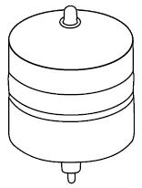 ノーリツ[NORITZ] 即出湯用部材 【537A】 ガス給湯器 関連部材 品コード:[0710220]