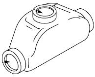 ノーリツ[NORITZ] 即出湯用部材 【AO-2N】 ガス給湯器 関連部材 品コード:[0700056]